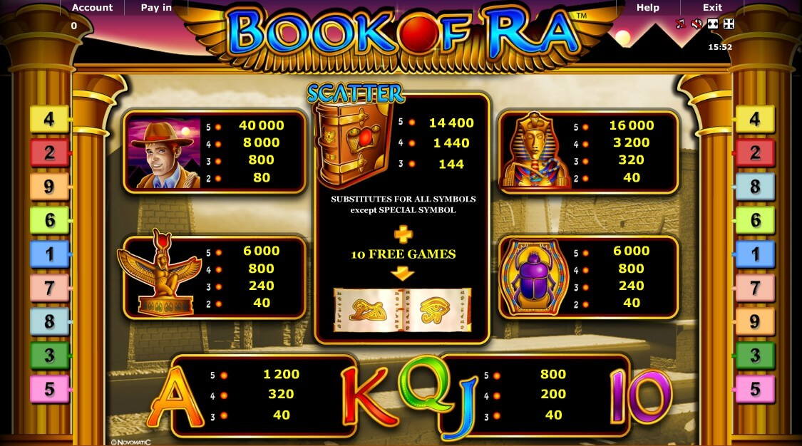 Book Of Ra Download Free Torent